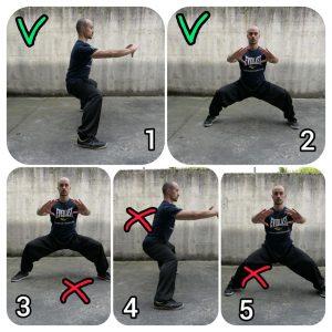 Read more about the article Fondamentali An Wushu: come allenare la posizione Mǎ Bù 马步 nel Kung Fu