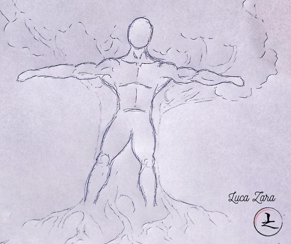 """An KungFu Wushu : il corpo come un """"albero"""""""
