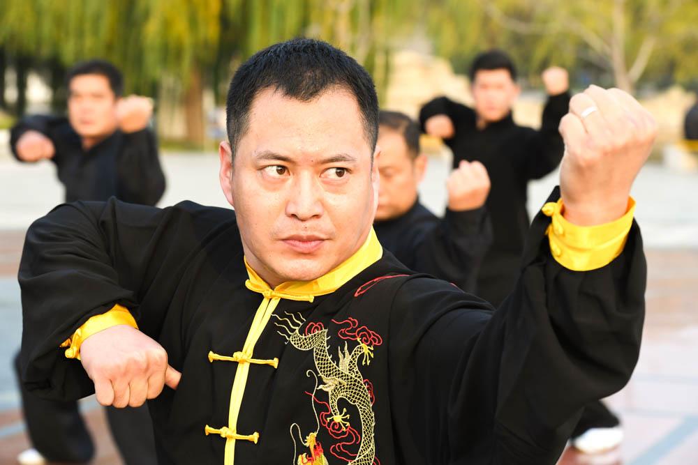 An Wushu Ba Ji Quan 八极拳